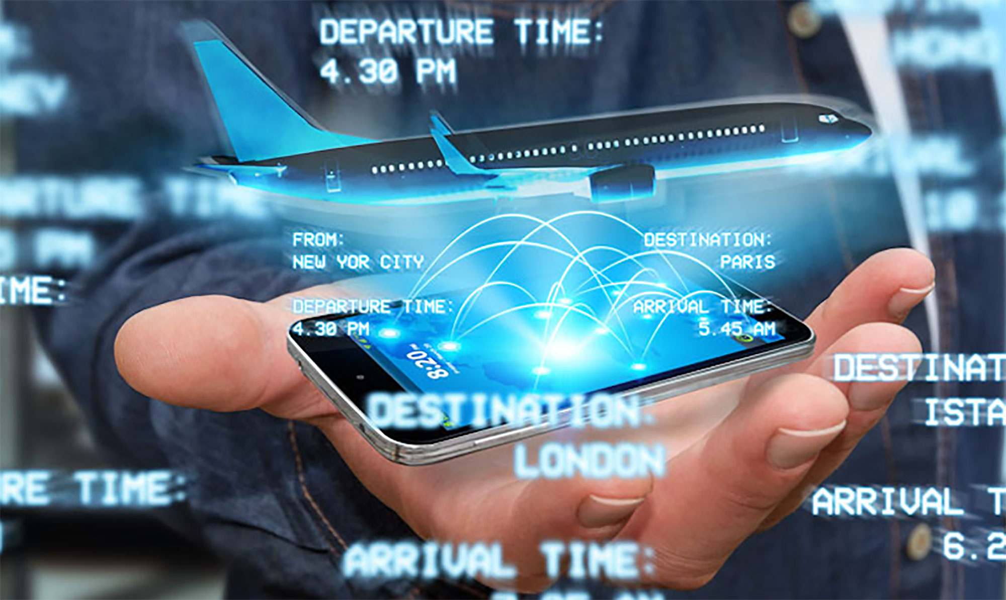 Right Here, Right Now. Digital and Communications Imperatives for Airlines
