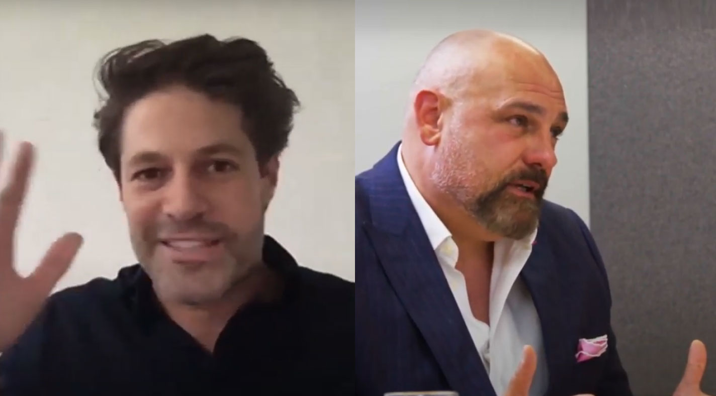 A double whammy from Circle_Square: Stephane Zermatten and Philip Handley talk future travel retail revolution of digital for brands and retail theatre.